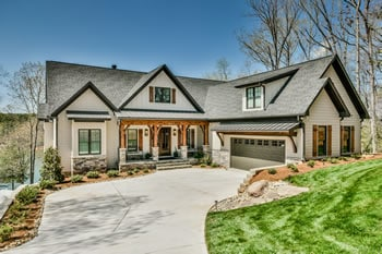 Rustic Waterfront in Sherrills Ford