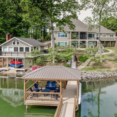 Transitional on the Lake